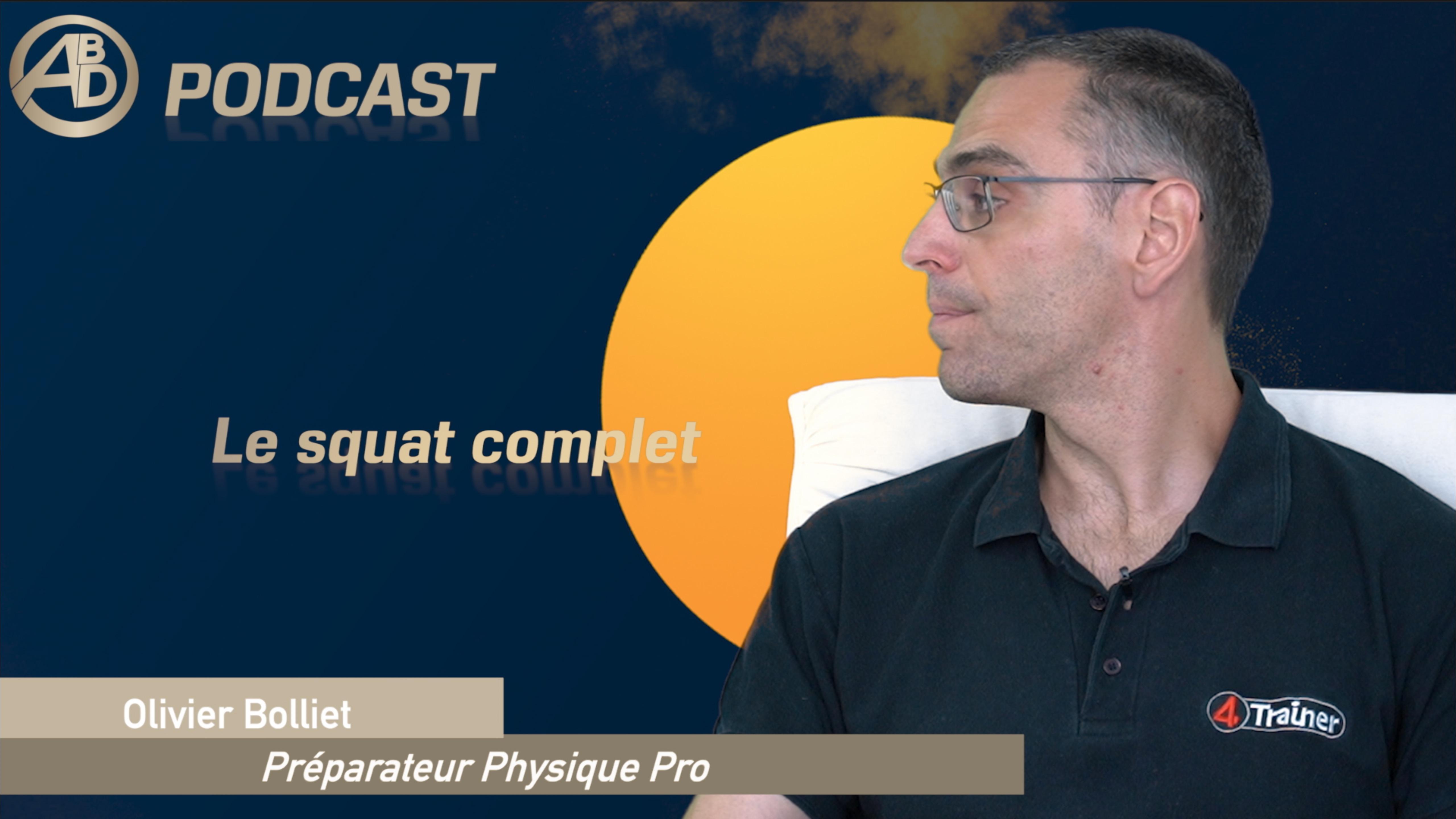 Squat complet contre demi squat