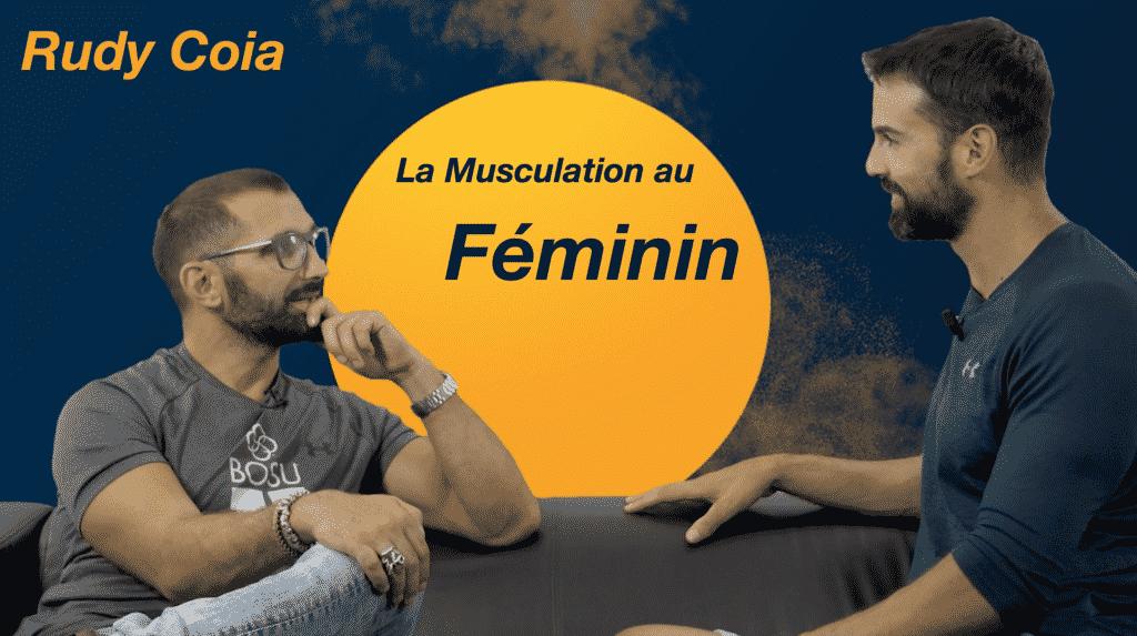 La musculation féminine