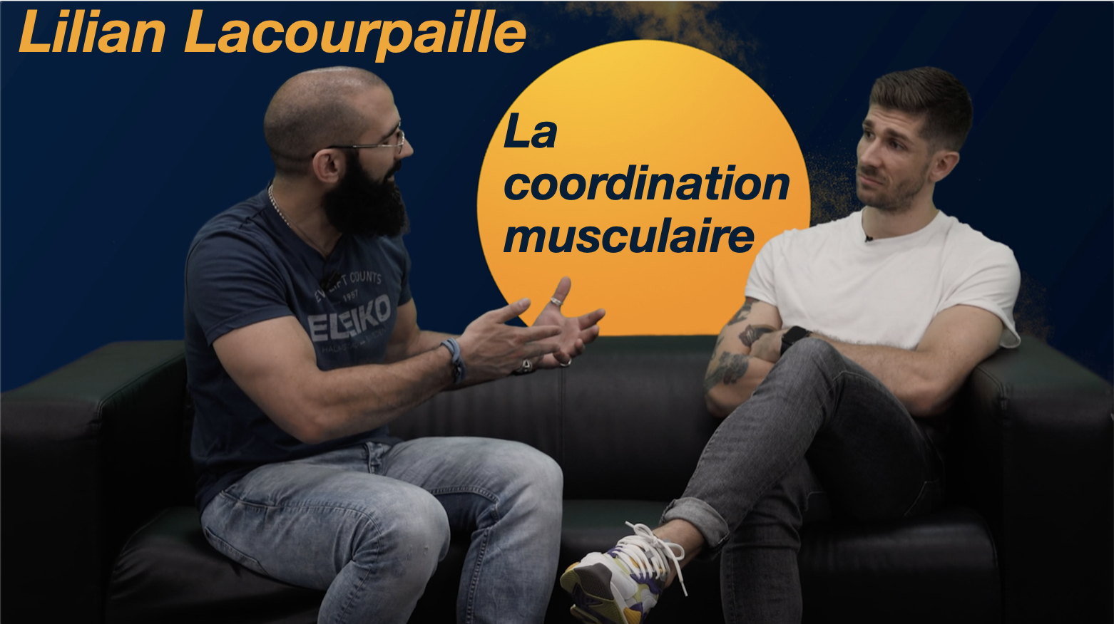 Coordination musculaire