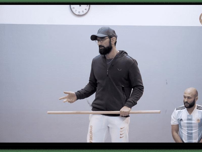 formation en ligne posture et mouvement