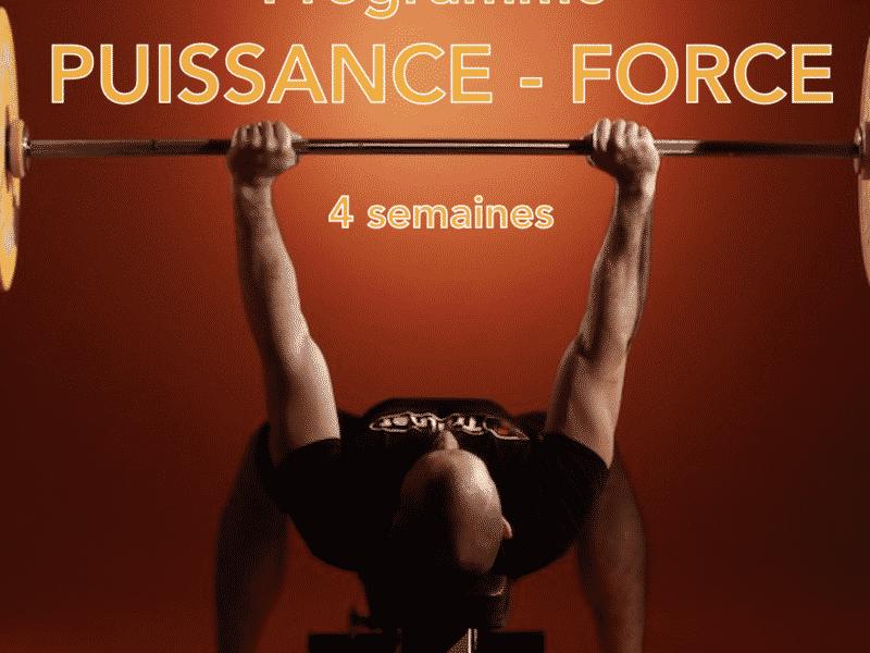 Programme PUISSANCE FORCE
