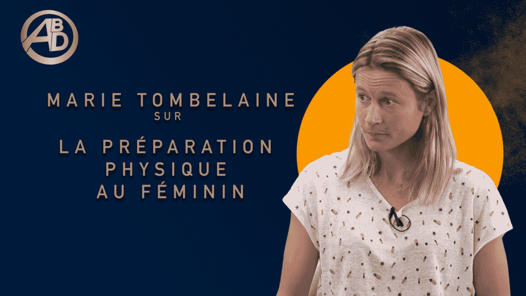 l'entraînement des féminines en préparation physique