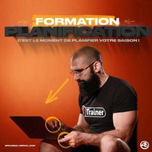 Formation en ligne la planification
